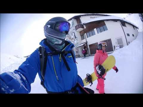 Snowboard & ski di Stoos, central Switzerland / 4 Feb 2018 vl1