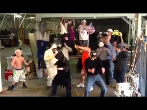 Harlem Shake (Schnoll Painting-Take 1 FAIL)