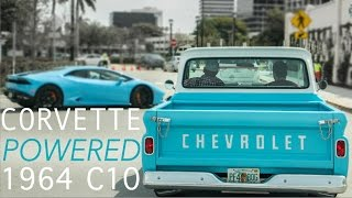 1964 C10 with Corvette Motor!
