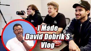 I MADE DAVID DOBRIK'S VLOG   VLOG SQAUD AUDITIONS