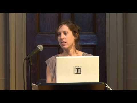 """Books in Browsers 2012: Stefanie Syman, """"The Reader Experience"""""""