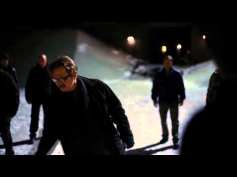"The Dark Knight Rises - ""Light it up"" Batman saves Gordon and Blake (HD) IMAX"