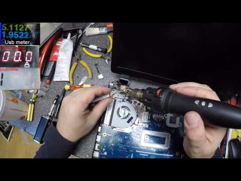 Hp 250 Laptop Charging Port Replacement