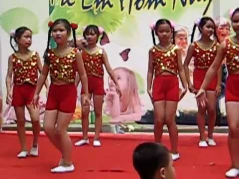 Aerobics - Going up - TH Vạn Phúc HĐ