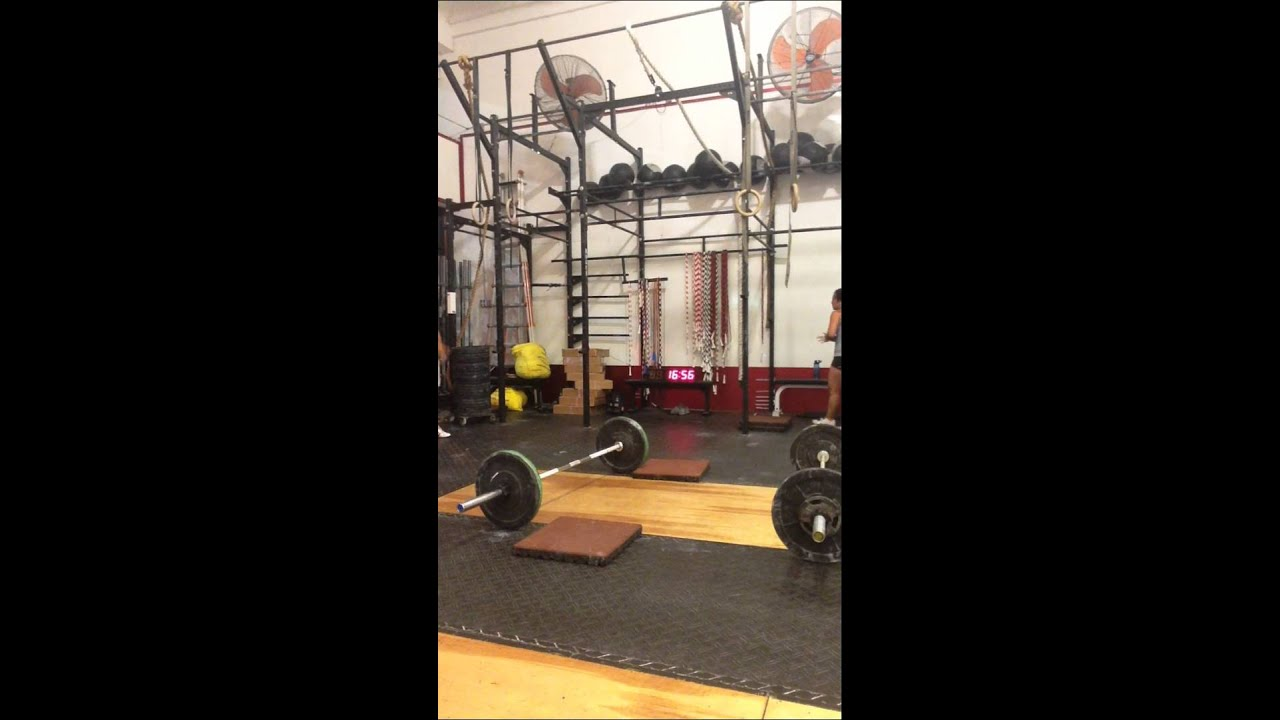 Crossfit Hell\'s Kitchen: Team AMNAP - Event #2 - YouTube