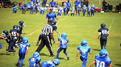 GAME 2 | SEPTEMBER 1, 2018 | POP WARNER SWANSBORO PIRATES VS. JACKSONVILLE STORM