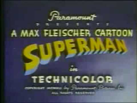Superman 1940s Introduction