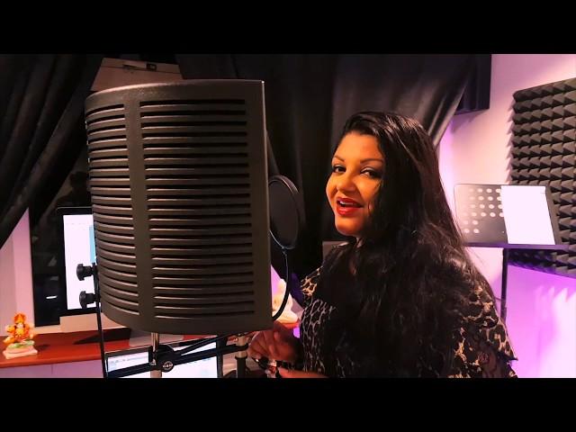 Dil Diyan Gallan - Tiger Zinda Hai - Cover by Anita Andjena