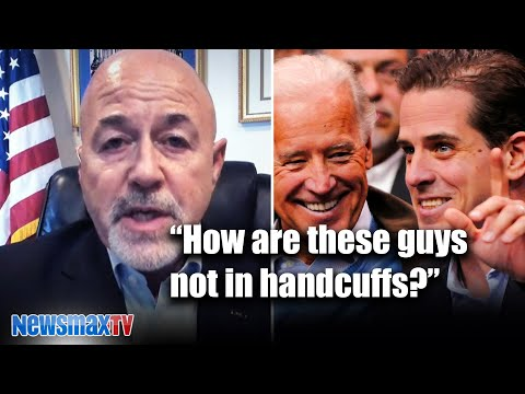I looked through the Biden hard drive | Bernard Kerik