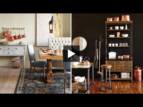 Interior Design U2014 Best Ways To Display U0026 Decorate With Copper Cookware