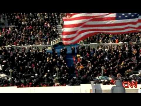 Grand Entrance For Barack Obama Inauguration  Day