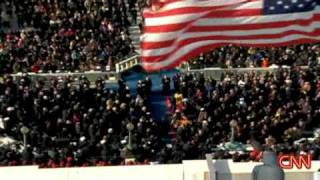Grand Entrance For Barack Obama Inauguration  Day