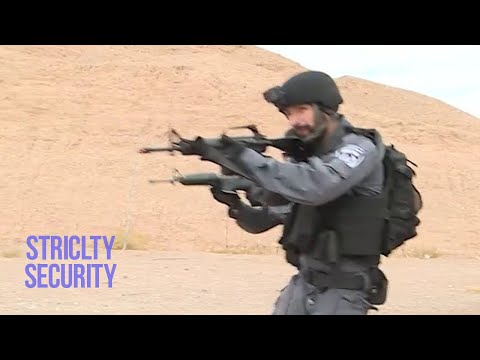 Israel's Yasam Eilat Security Forces Unit