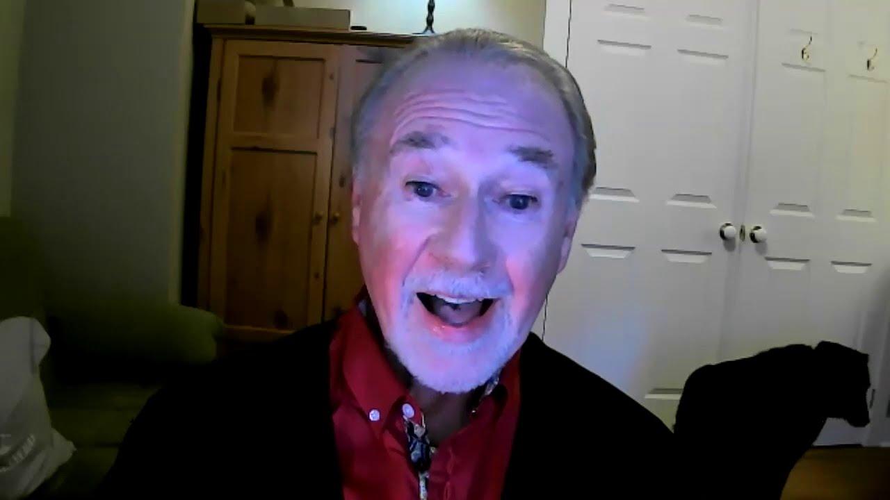 Jaymz Bee Vodcast #78 Peter Jennings Thursday October 15, 2020