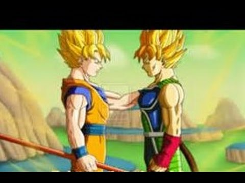 Goku wants to meet his Father!!!