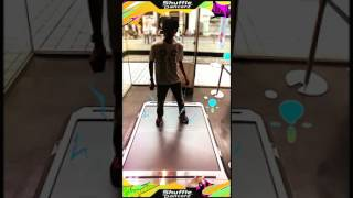 ShuffleDancerz で「Revolution」を踊ってみたよ!(ロケテのプレー動画...