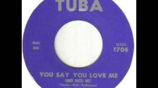 Dee Edwards You Say You Love Me And Need Me