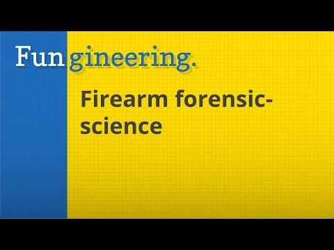 Ep17. Firearm Forensic Science