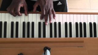The Day you gave me a son Babyface-Piano tutorial.m2ts PART I