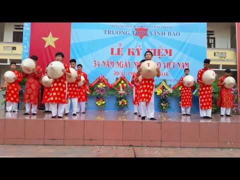Việt Nam quê hương tôi. 12A5-THPT VĨNH BẢO-2016