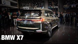 BMW X7 Обзор | Stenni Тест Драйв