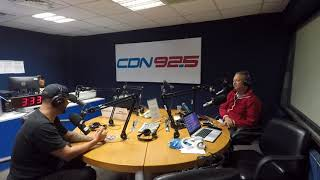 Ricky G- Oye Radio Por CDN 92.5FM Rep.Dom
