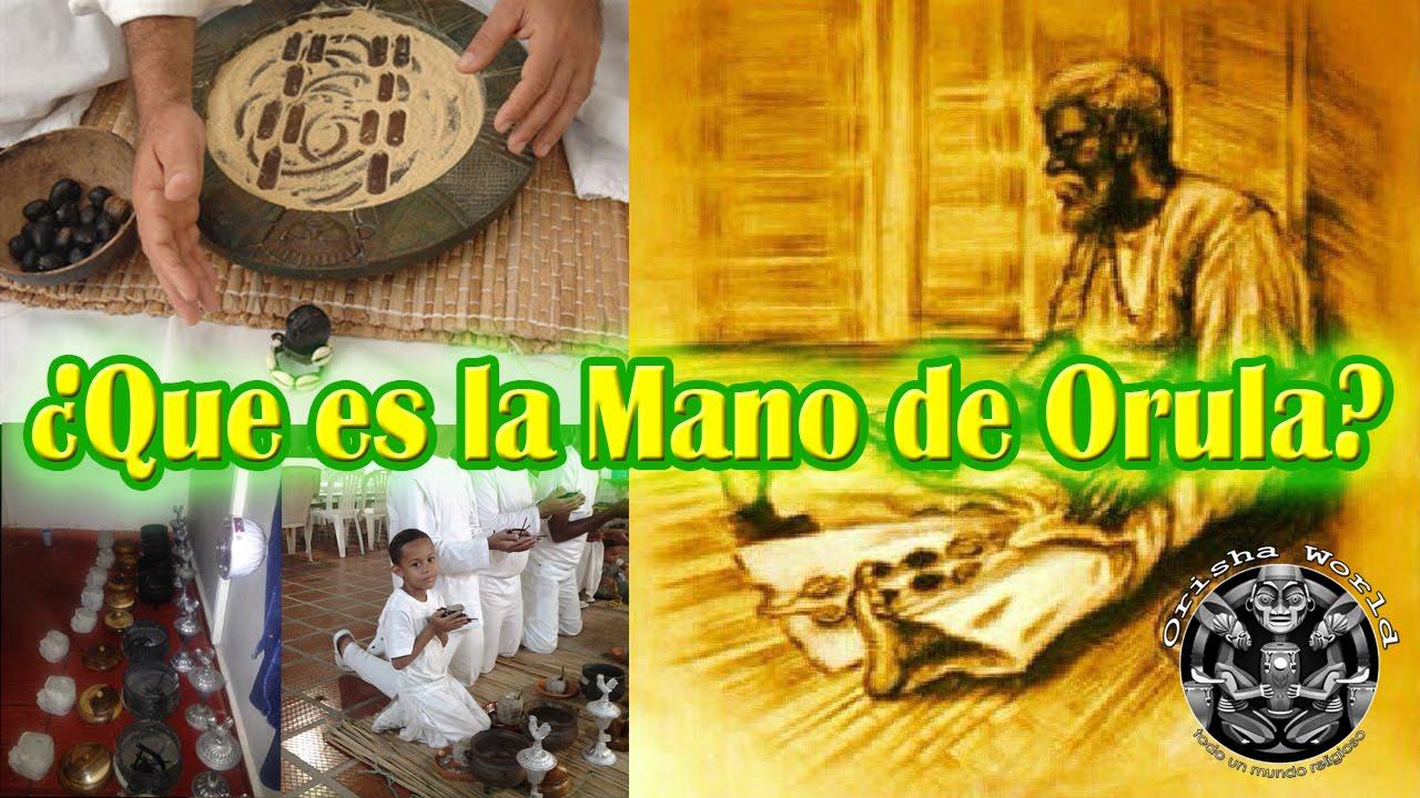 Que Es La Mano De Orula Segundo Vídeo Orisha World Mundo Orisha
