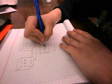 Как нарисовать иссушителя