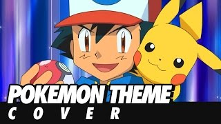 Pokemon Theme - Ash and Trainer Judee Duet Cover Thumbnail