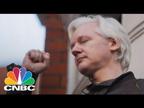 Julian Assange Thanks The US Government For 50,000% Return On Bitcoin | CNBC