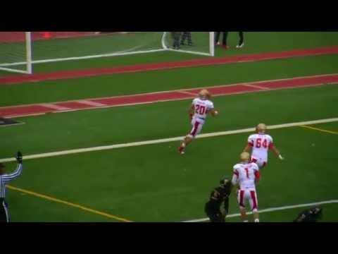Crazy High School Touchdown