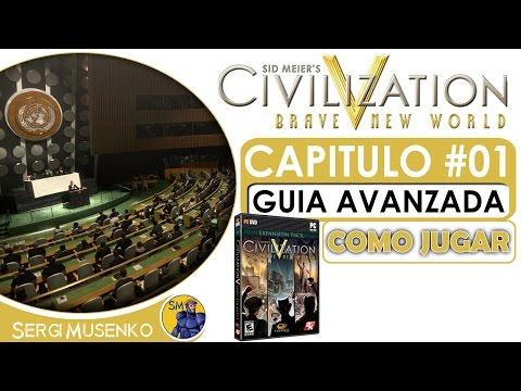 Civilization V Guia Avanzada (Emperador Tutorial)