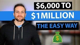 $6,000 tax-free Millionaire: Roth IRA Explained
