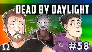 GLITCH IN THE MATRIX, LAGGY CHALLENGE! | Dead by Daylight #58 Ft. Bryce, Sattelizer