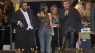 Pavarotti and Friends 2003--Finale(Brindisi)