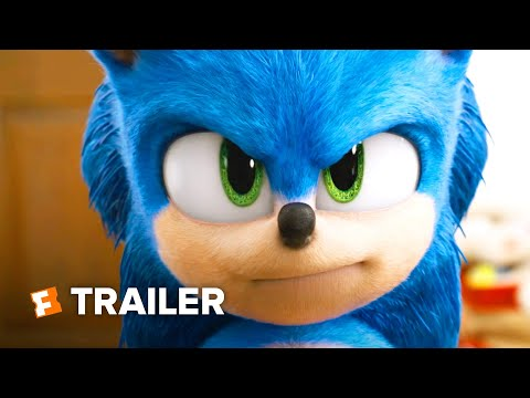 Sonic the Hedgehog International Trailer #1 (2020) | Movieclips Trailers