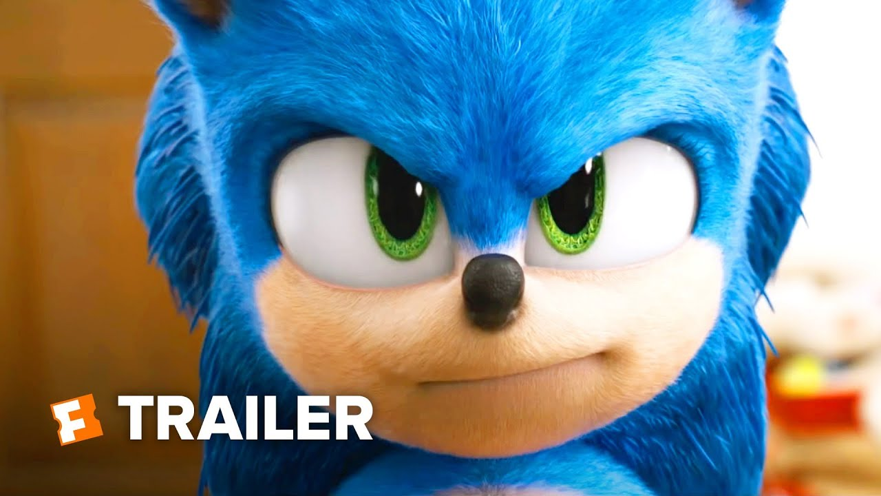 Sonic The Hedgehog International Trailer 1 2020
