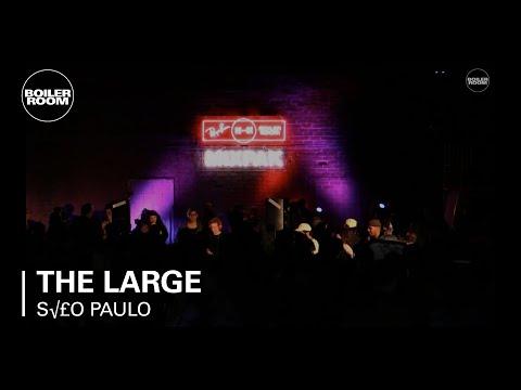 The Large Ray-Ban x Boiler Room 020 Unplug DJ Set