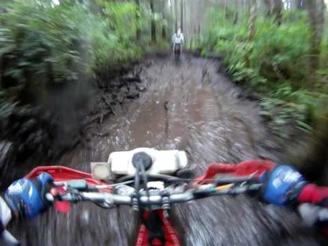 Gas Gas Grind Enduro 2014 Vancouver Island