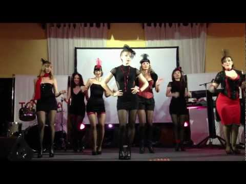 Мюзикл Чикаго: Анастасия Макеева & Мурзилки Int. - Песня Рокси