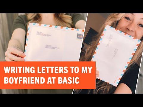 Help me write a letter to my boyfriend