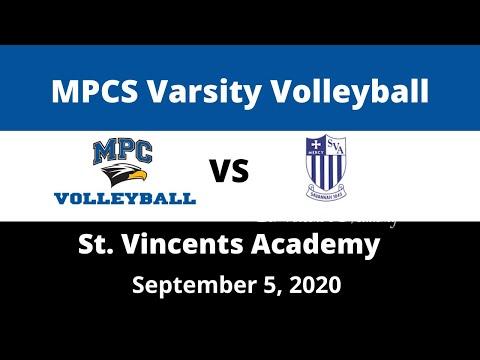 Mount Paran Christian vs St Vincents Academy