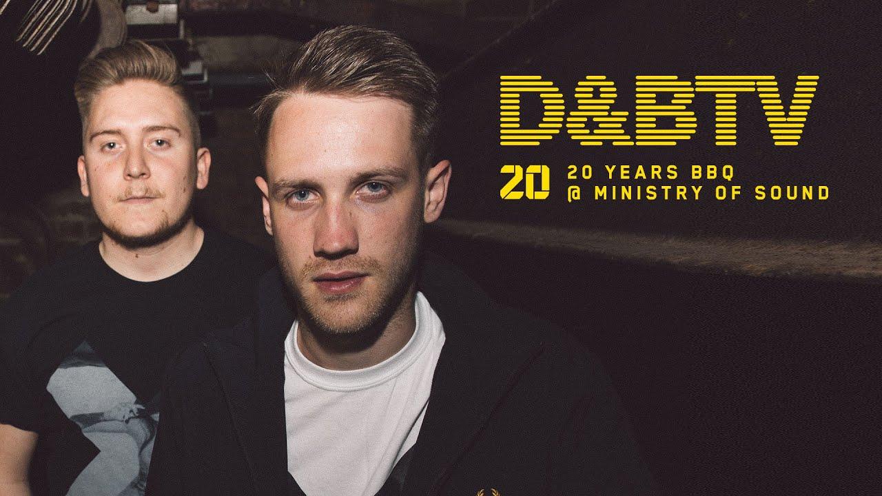 Drum&BassArena 20 Years Summer BBQ - Gerra & Stone ft. Visionobi