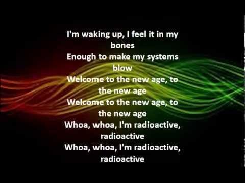 Radioactive imagine dragons lyrics youtube