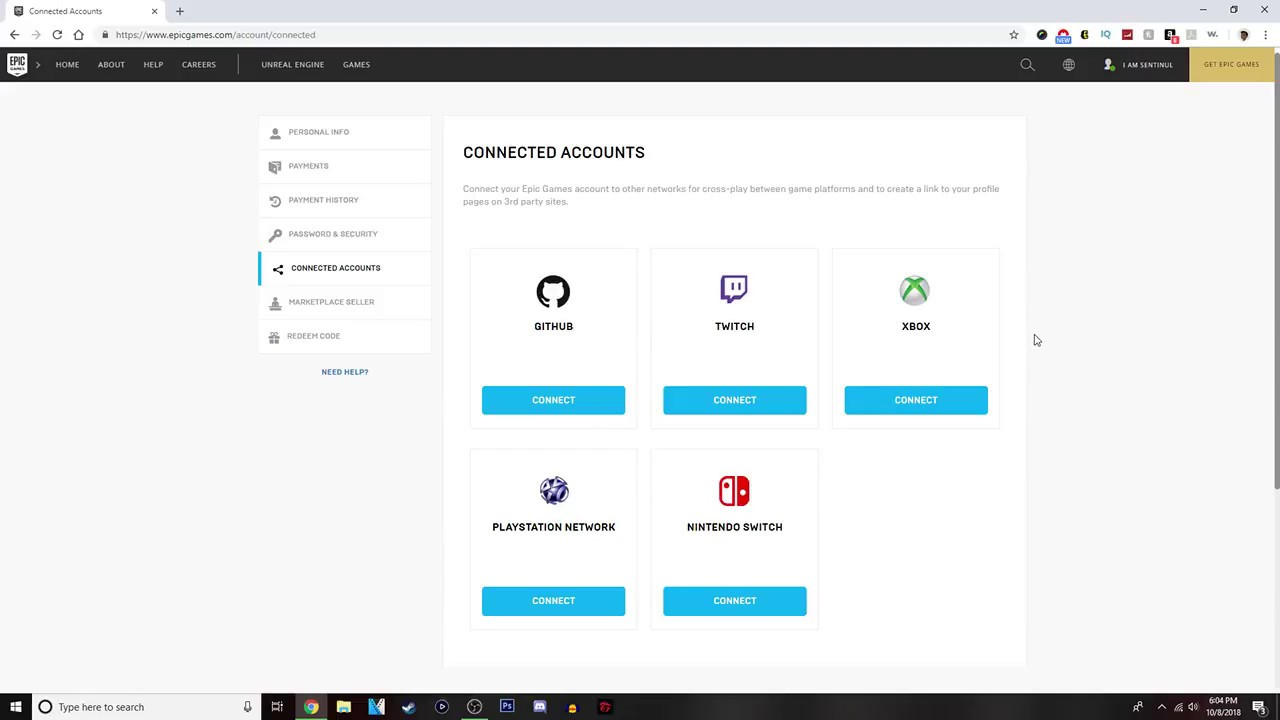 How to Remove Your Fortnite Epic Games Account From Your ...
