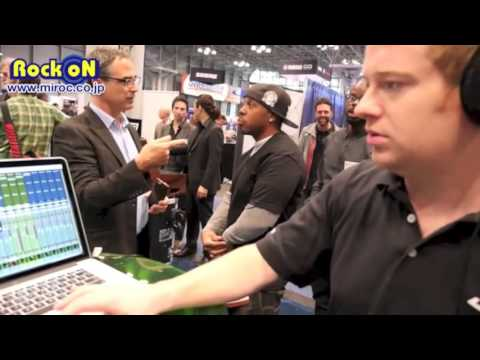 AES2015 : Waves Greg Wells Signature Plugin by Rock oN