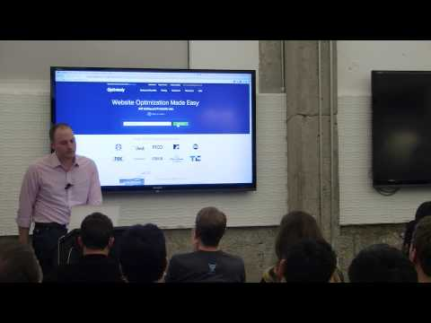 Dan Siroker, Optimizely CEO - 'Best Practices from 100,000 A/B tests'