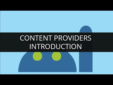 Introduction To Android Content Provider | Edureka