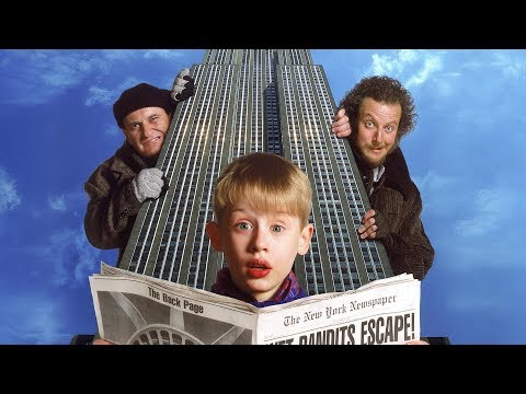 Home Alone 2 : Lost in New York 1992 - Macaulay Culkin, Joe Pesci, Daniel Stern