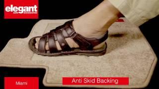 Miami Luxury 3D Floor Mats | Custom Fit Car Floor Mats | Carpet Foot Mats